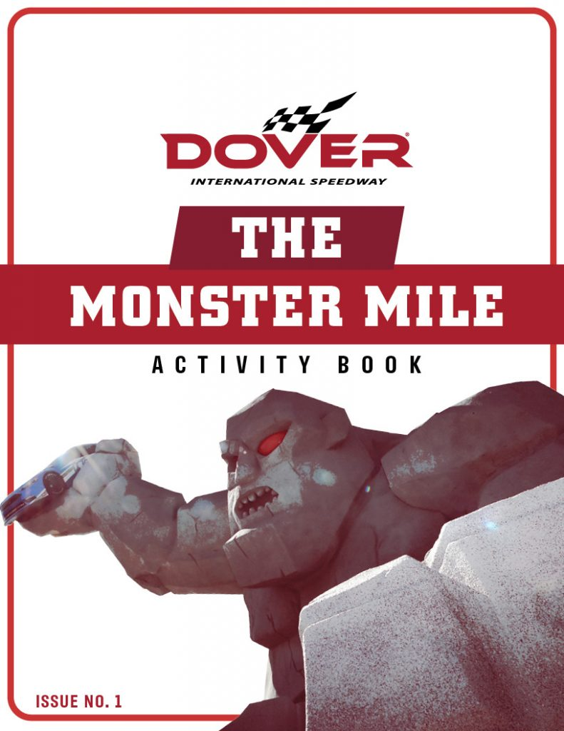 Dover Activities Booklet Cover